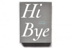 Hi Bye Book